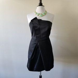 Strapless Black Mini Dress 11 (NWOT)